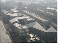 天津鼓楼商业街钛锌金属屋面屋面工
